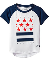 Under Armour Kids - Stars and Stripes Short Sleeve (Toddler)