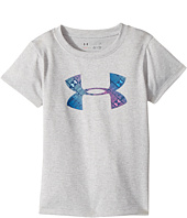 Under Armour Kids - Wordmark Big Logo Short Sleeve (Toddler)