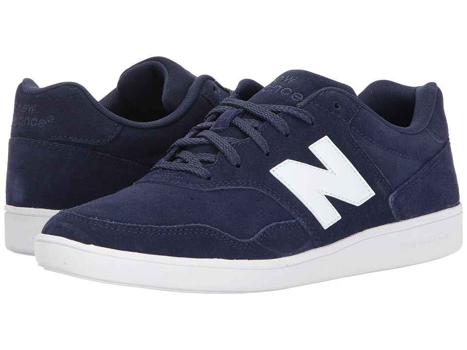 New Balance Classics CT288 (Navy/White) Athletic Shoes