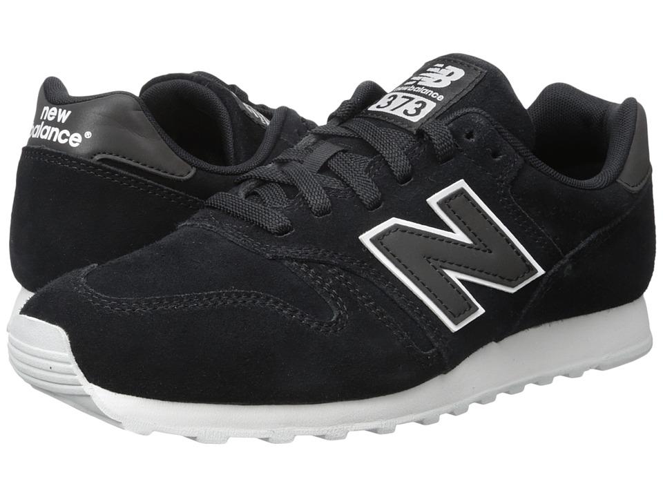 New Balance Classics ML373 (Black/White) Men