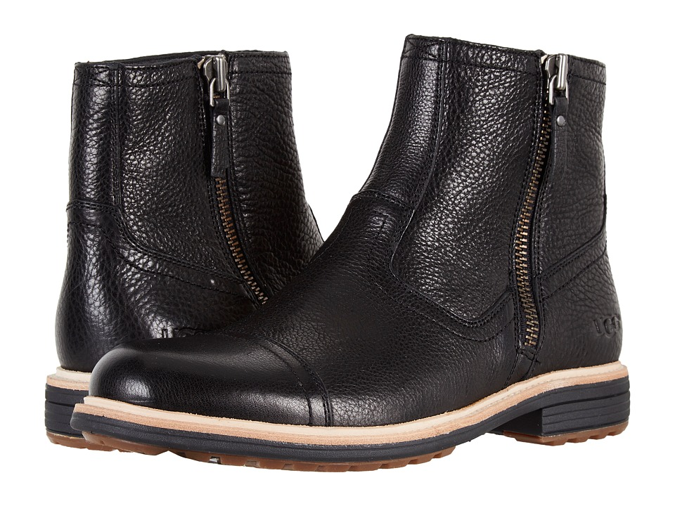 Ugg Dalvin (Black) Men's Shoes