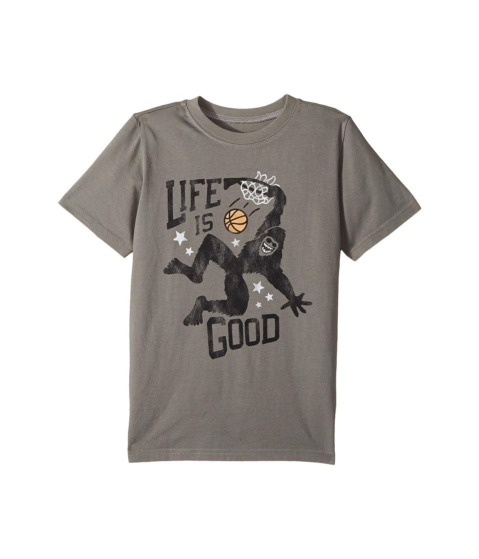 Life is Good Kids - Monster Dunk Crusher Tee (Little Kids...