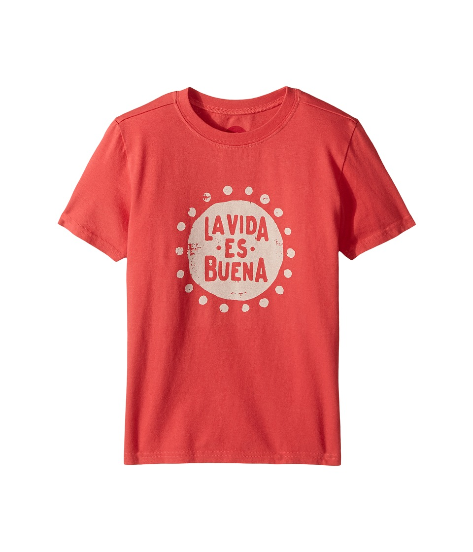 Life is Good Kids - La Vida Es Buena Crusher Tee