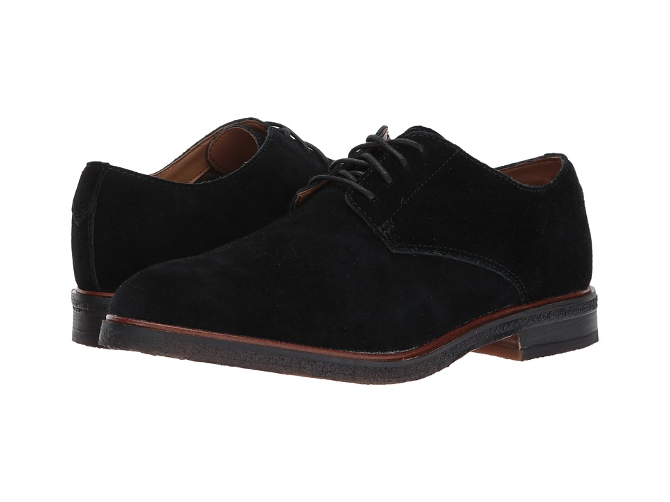 Clarks Clarkdale Moon (Black Suede) Men