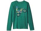 Life is Good Kids Dirt Bike Rider Long Sleeve Crusher Tee (Little Kids/Big Kids)
