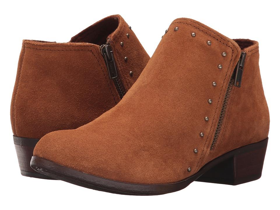 Minnetonka Brie Boot (Brown Suede) Women