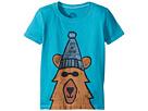 Life is Good Kids Happy Bear Crusher Tee (Toddler)