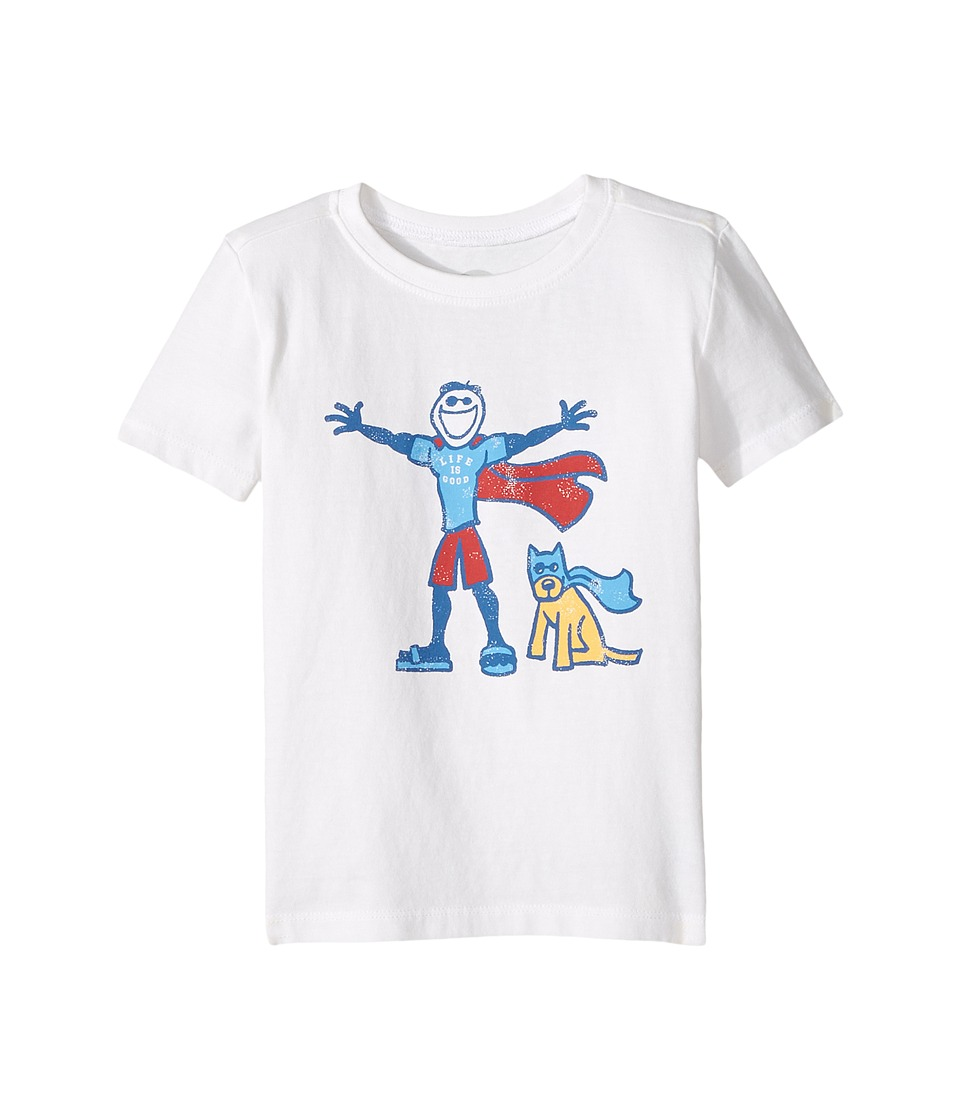 Life is Good Kids Life is Good Kids - Super Jake Crusher Tee