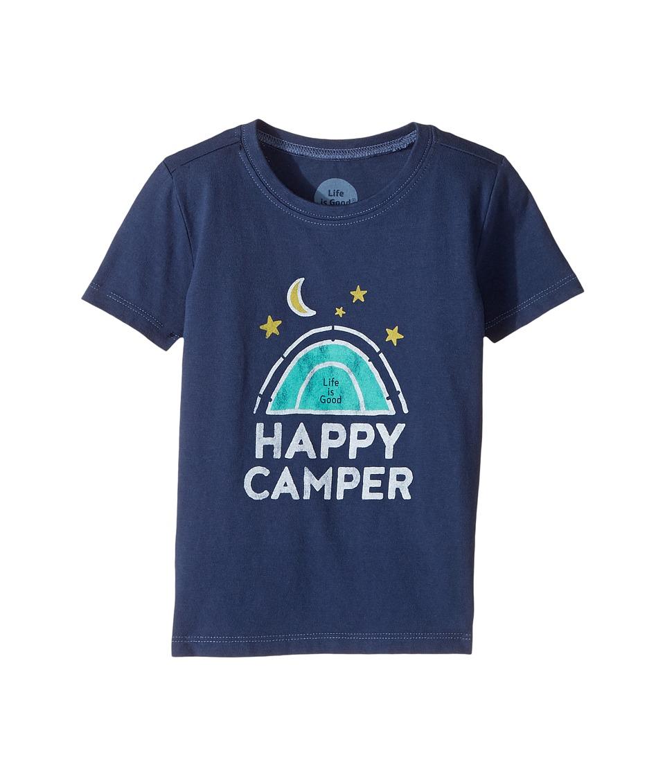Life is Good Kids - Happy Camper Crusher Tee