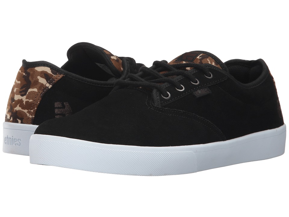 etnies Jameson SL (Black/Camo) Men