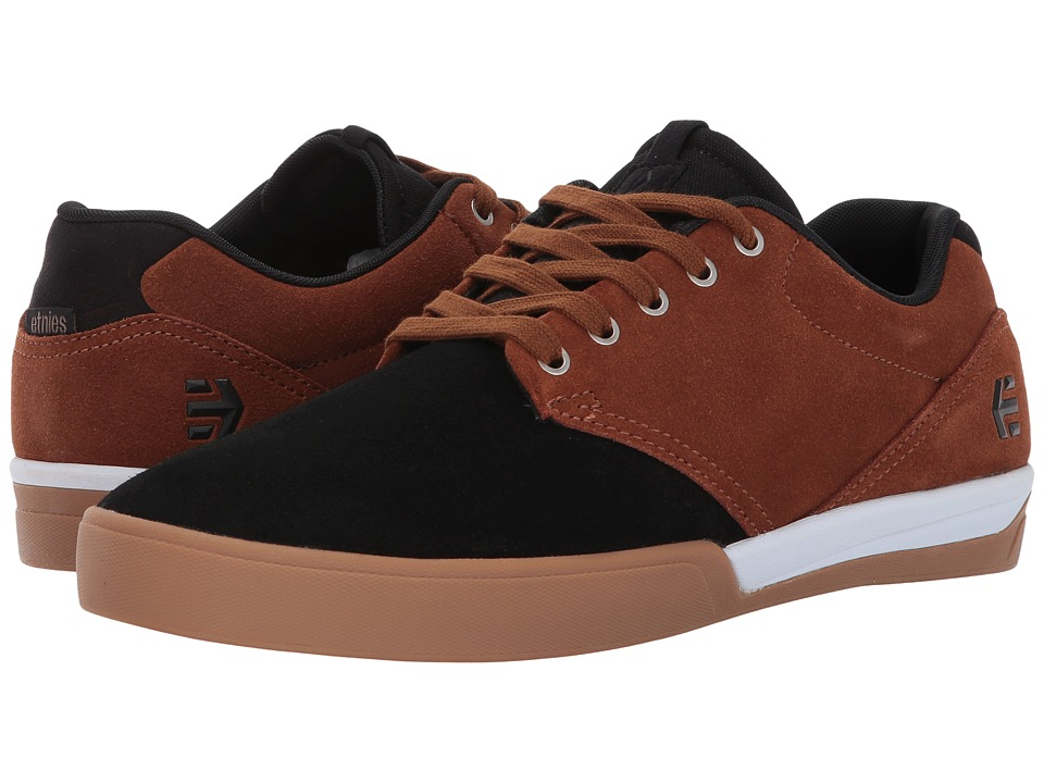 etnies Jameson XT (Black/Brown) Men