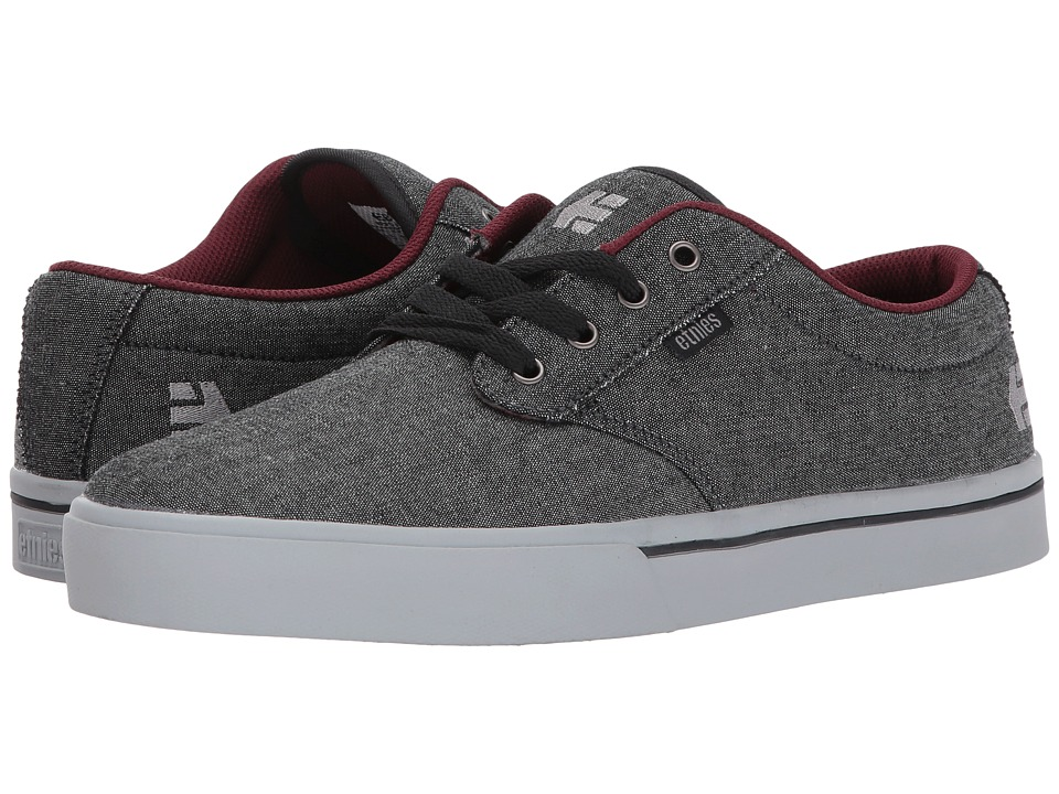 etnies Jameson 2 Eco (Black/Denim) Men