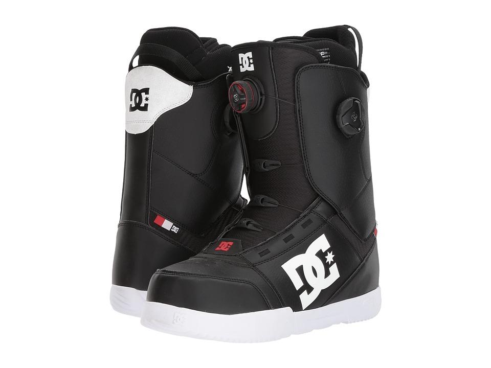 DC Control (Black) Men's Snow Shoes