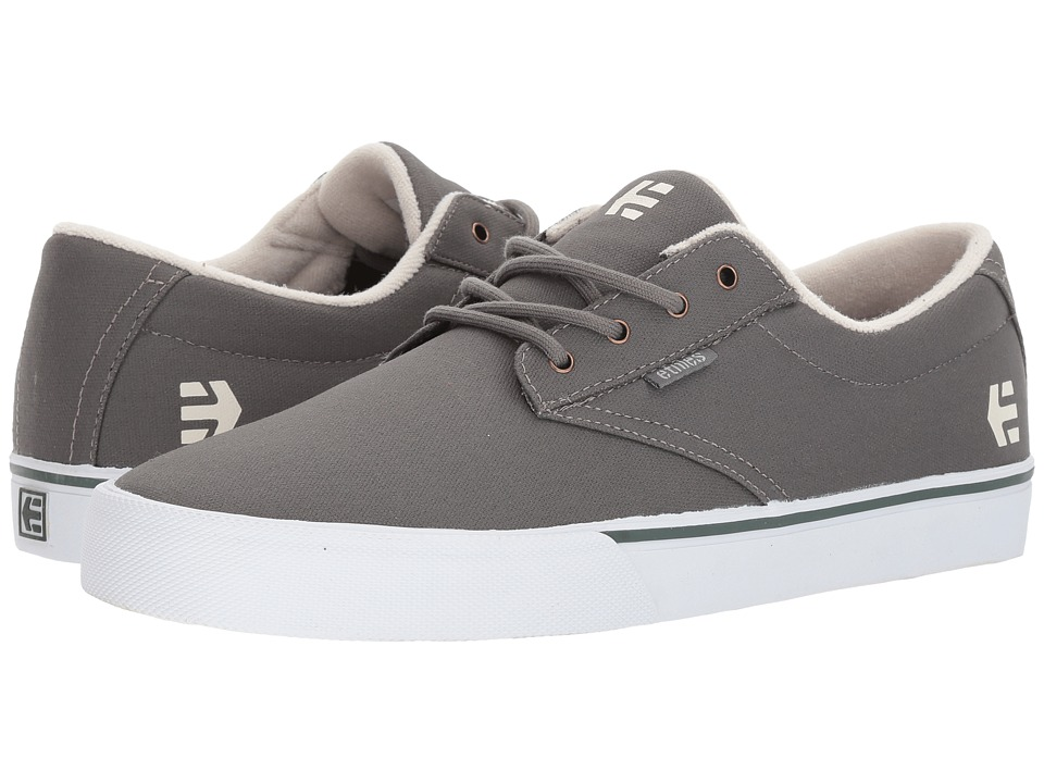 etnies Jameson Vulc (Grey/Green) Men