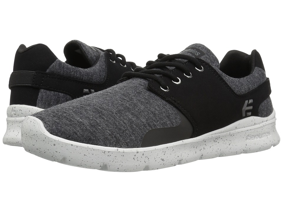 etnies Scout XT (Black/Grey/Silver) Men