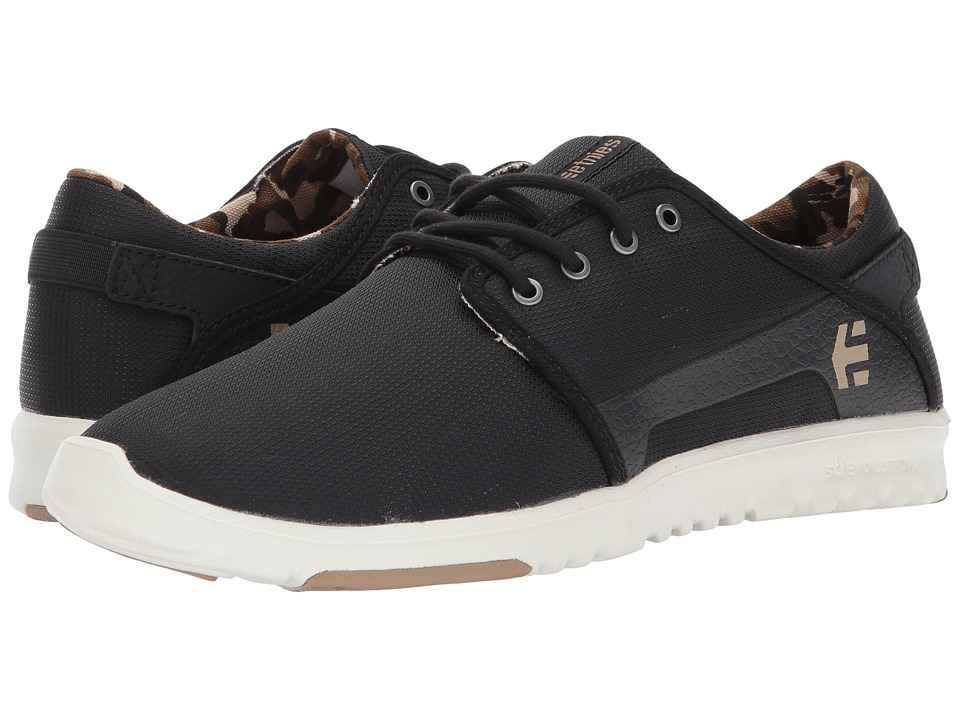 etnies Scout (Black/Camo) Men