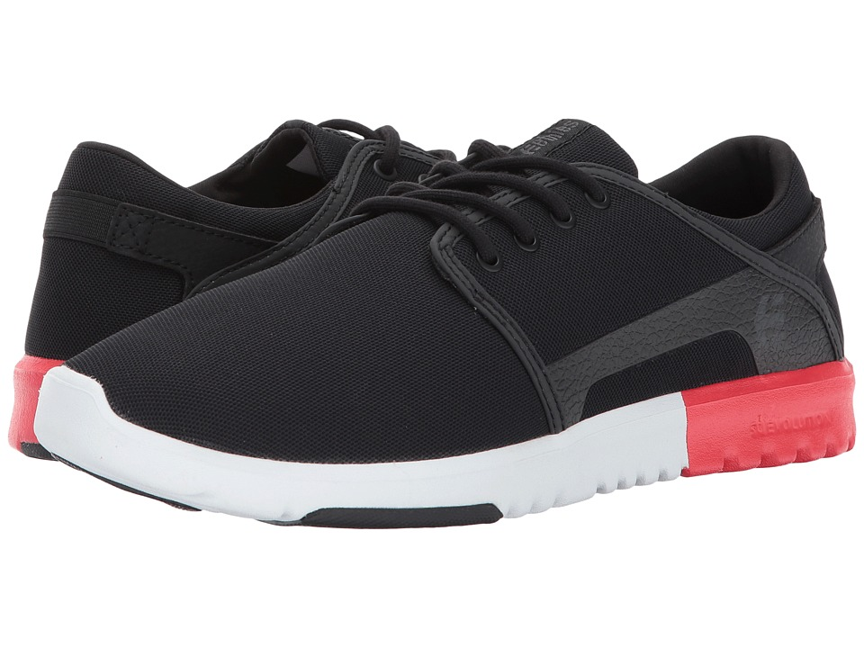 etnies Scout (Black/Red/White) Men