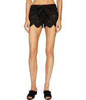 Letarte - Crochet Shorts