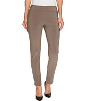 Krazy Larry - Microfiber Long Skinny Dress Pants