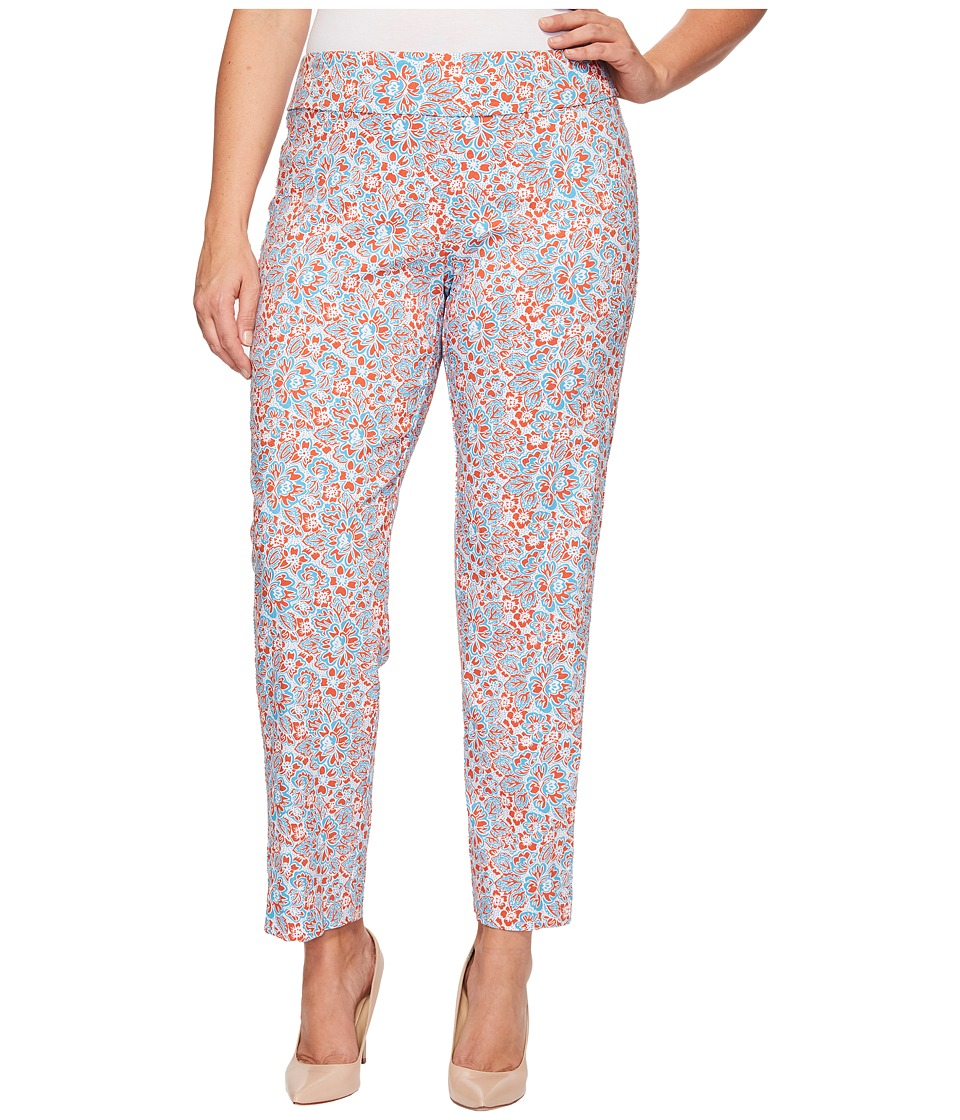Krazy Larry - Plus Size Pull-On Ankle Pants