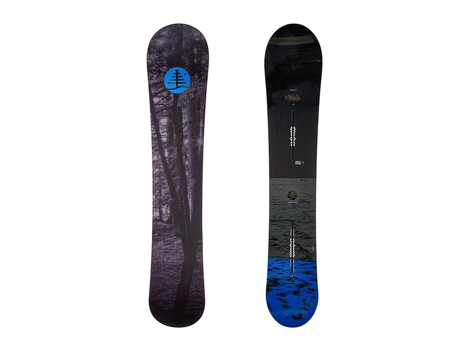 Burton - Mystery Malolo 18 158 (Multi) Snowboards Sports Equipment