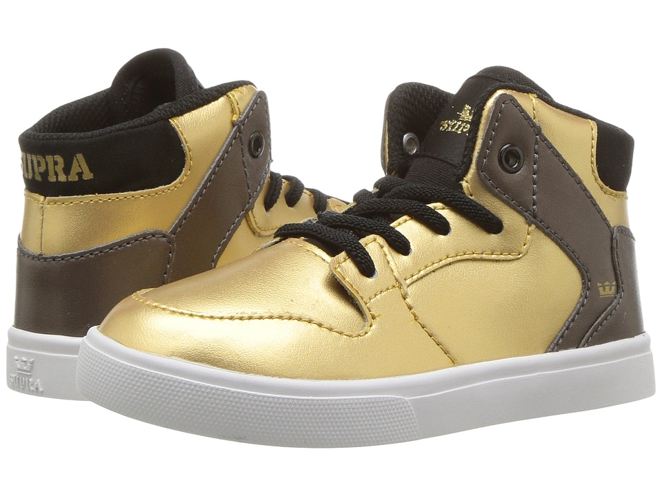 Cool supra shoes gold