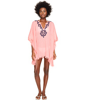 Letarte - Embroidered Poncho