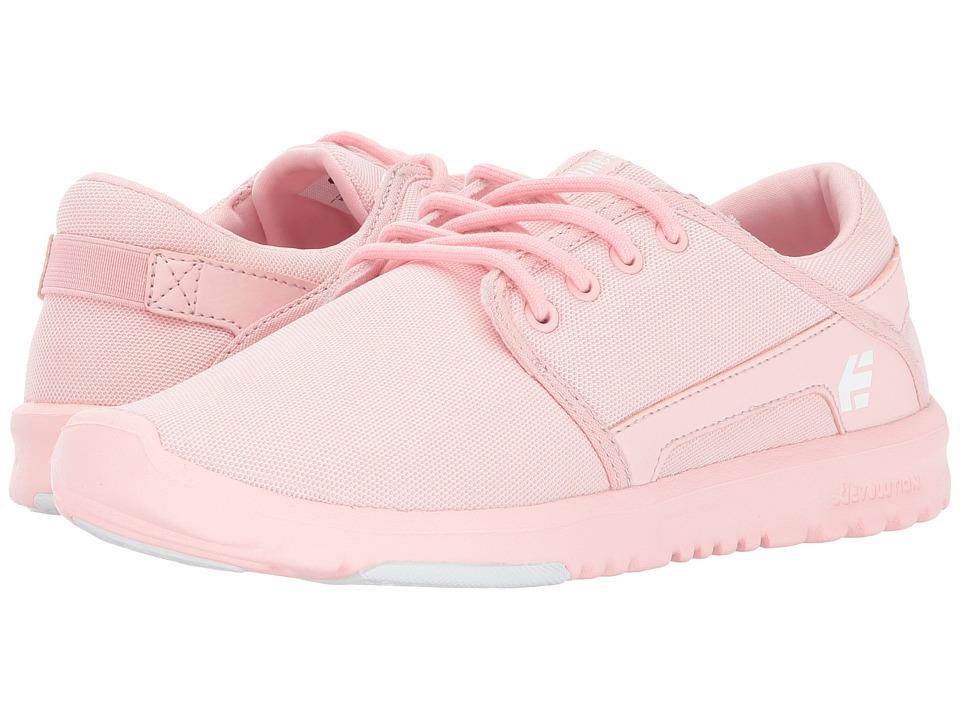 etnies Scout W (Pink/Pink/White) Women