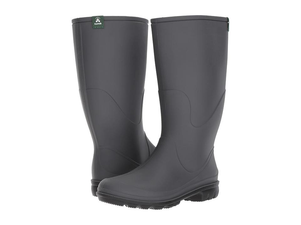Kamik - Miranda (Charcoal) Womens Boots