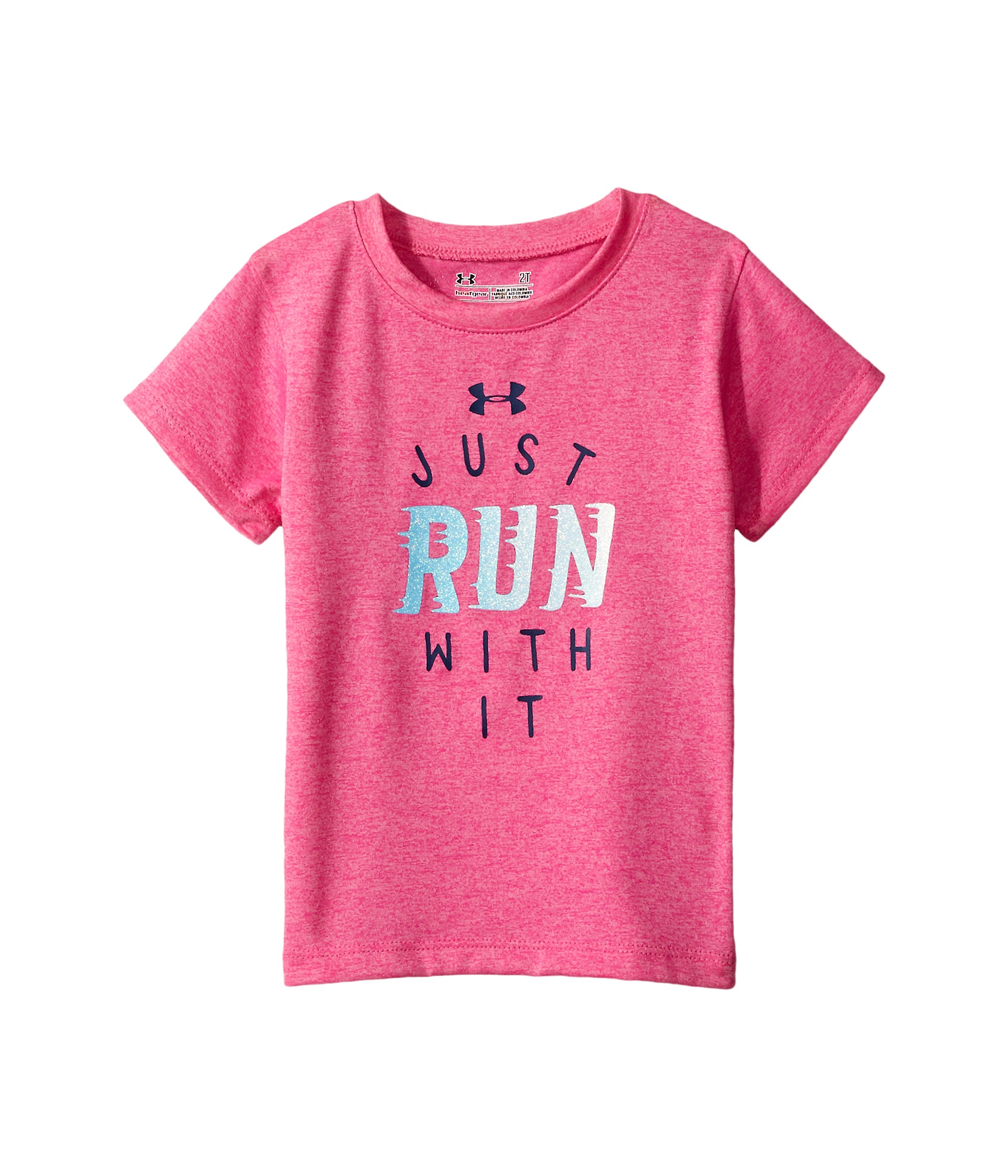 Under Armour Kids Just Run With It Shirt Toddler At