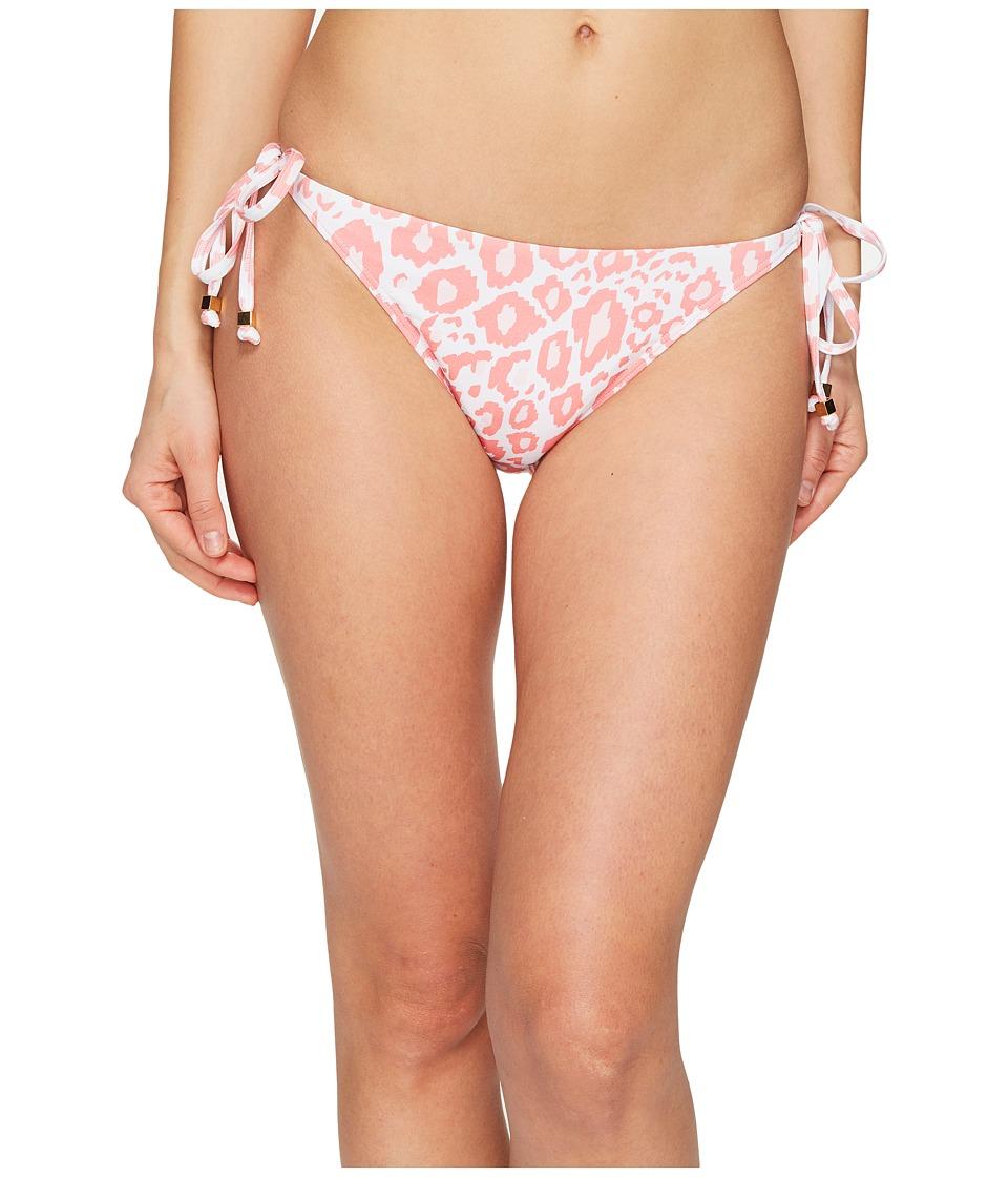 Letarte Ikat Leopard Bottom (Pink Coral Multi) Women