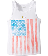 Under Armour Kids - Watercolor Flag Tank Top (Toddler)