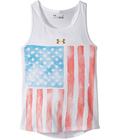 Under Armour Kids - Watercolor Flag Tank Top (Little Kids)