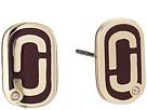 Marc Jacobs - Icon Enamel Studs Earrings