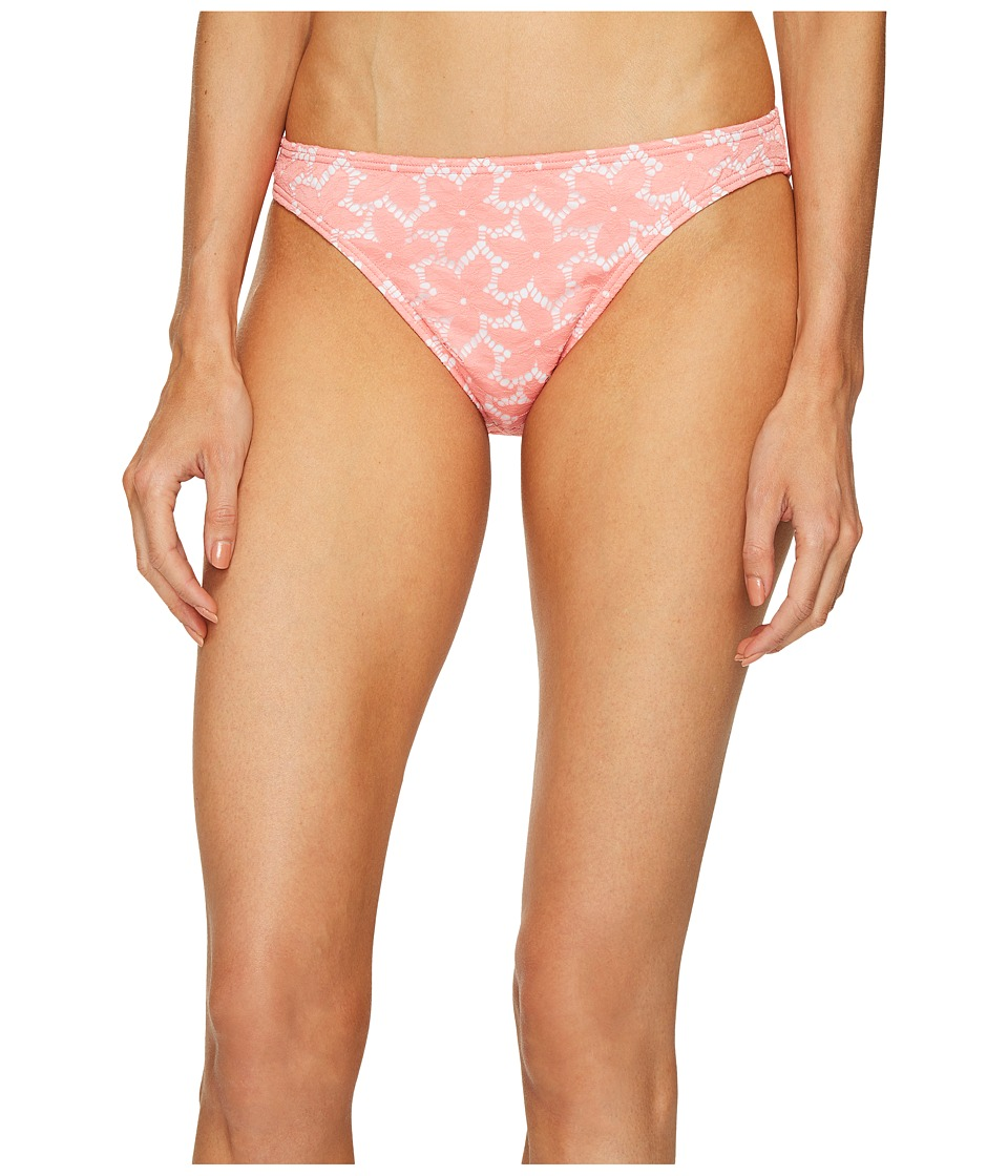 Letarte Daisy Lace Bottoms (Pink Coral) Women