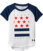 Under Armour Kids - Stars and Stripes Short Sleeve (Little Kids)