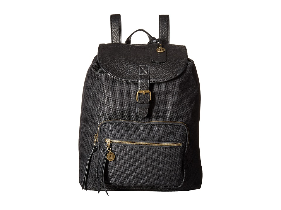 Pistil - Vagabond Pack (Jet) Bags