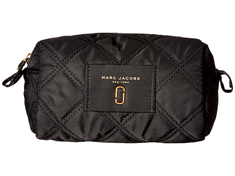 Marc Jacobs Nylon Knot Large Cosmetic - Black