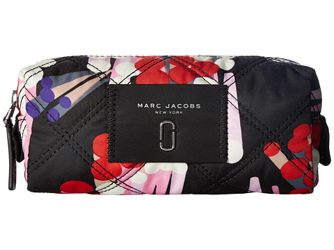 Marc Jacobs Geo Spot Printed Knot Narrow Cosmetic - Black Multi