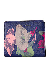 Marc Jacobs - Saffiano Morning Glories Open Face Billfold