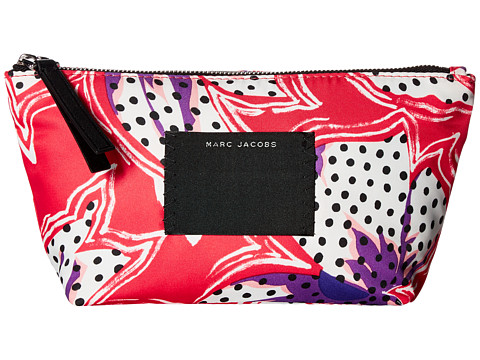 Marc Jacobs BYOT Spotted Lily Trapezoid - Red Multi
