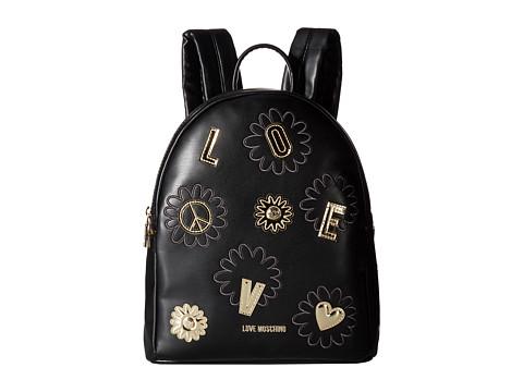 LOVE Moschino Flower Love Backpack