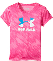 Under Armour Kids - Oasis Split Logo Short Sleeve (Toddler)
