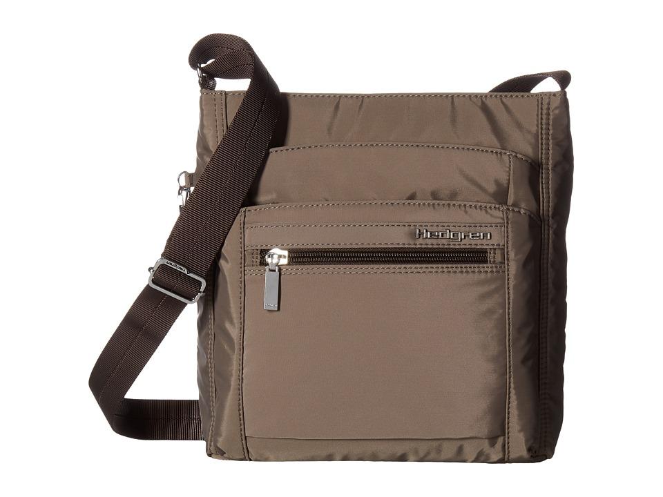 Hedgren - Inner City Orva Crossbody RFID (Sepia) Cross Body Handbags