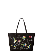 LOVE Moschino - Embroidered Shoulder Bag