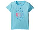 Under Armour Kids - Just Run with It Shirt (Little Kids)