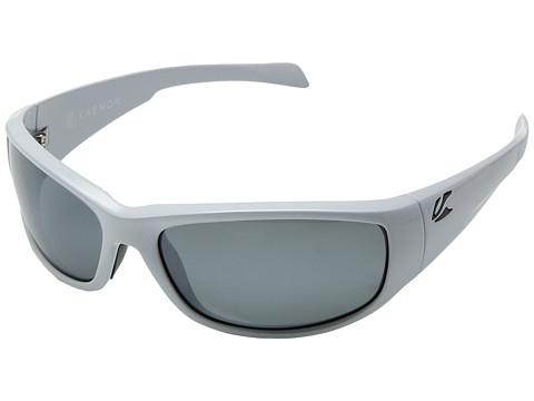Kaenon Capitola - Grey White/Grey 12 Polarized Black Mirror