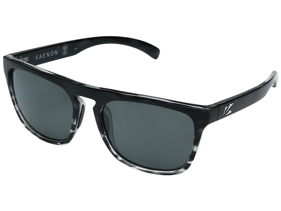 Kaenon Polarized Leadbetter (Grey Weave/Grey 12 Polarized...