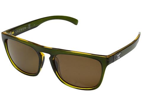 Kaenon Leadbetter - Sea Grass/Brown 12 Polarized