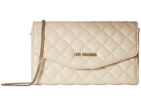 LOVE Moschino Quilted Evening Bag